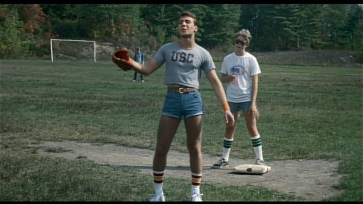 Sleepaway Camp - Baseball