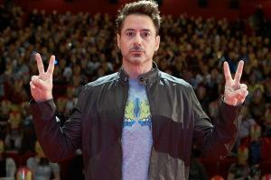 "Marvel's ""Iron Man 3"" Robert Downey Jr. Russia Tour – Iron Man Fan Convention"
